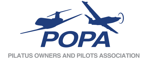 POPA PILATUS OWNERS AND PILOTS ASSOCIATION
